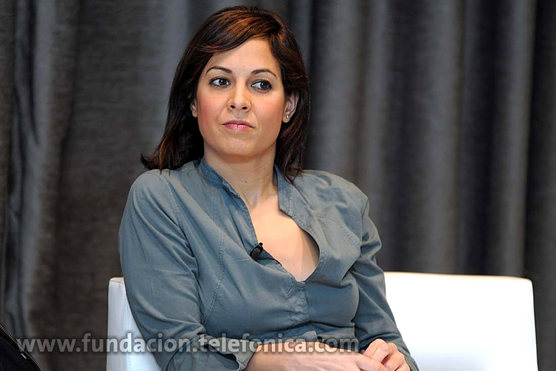 Como ya es habitual, Mara Torres moderó el debate