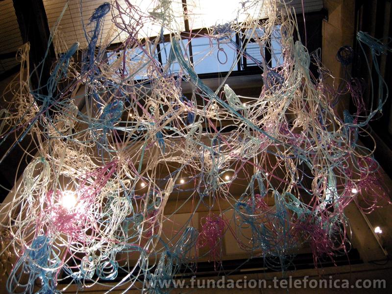 Telefonías Mx es un proyecto de investigación sobre la conmutación, la distribución y el acceso a las telecomunicaciones en la zona del Centro Histórico de la ciudad de México.