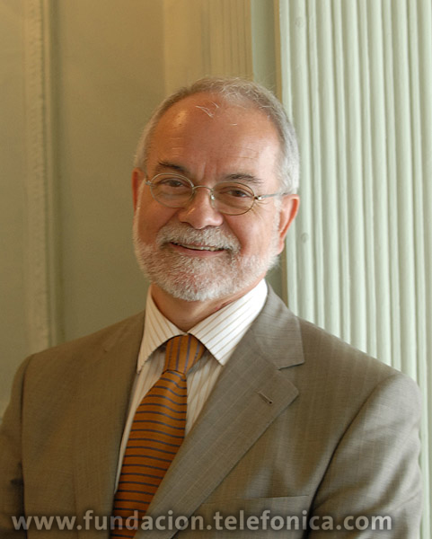 Javier Nadal, Vicepresidente ejecutivo de Fundación Telefónica