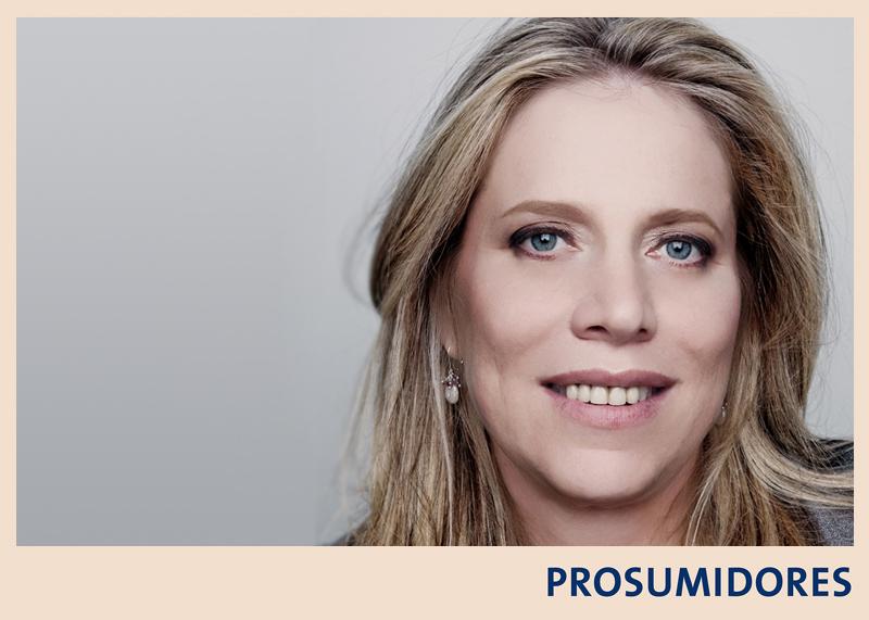 """Marian Salzman, Presidenta de Euro RSCG US. Es la persona que llevó al mundo del marketing el concepto de """"Prosumer"""". Autora de Next.Now: Trends for the future y The future of men."""