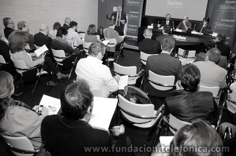 Tras su constitución, el 16 de diciembre de 2008, el IGF Español ha celebrado sus primeras jornadas en la sede de Fundación Telefónica en la Gran Vía de Madrid.