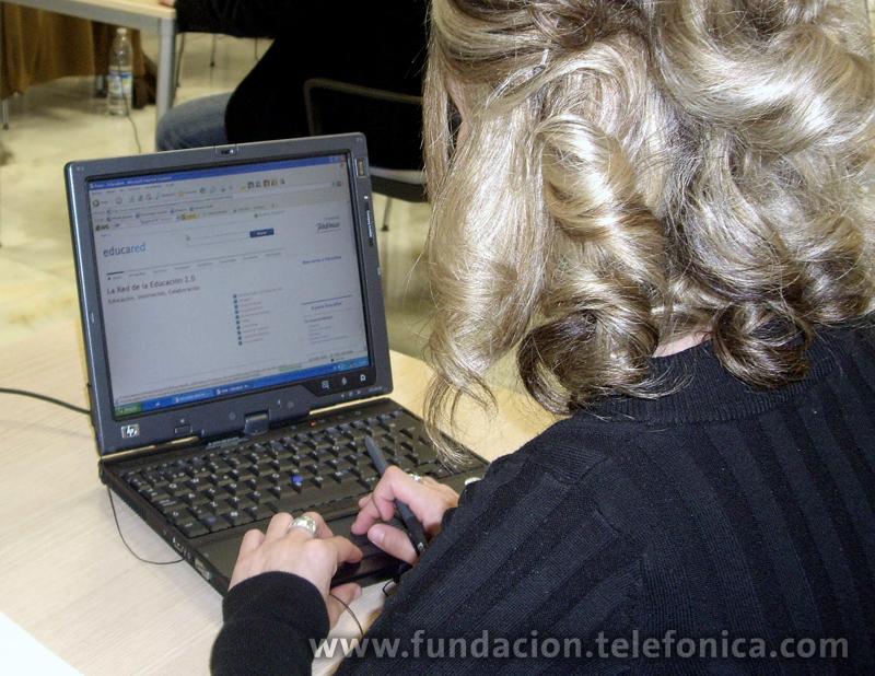 La Consejería de Educación y Fundación Telefónica organizan en León la Semana EducaRed, una apuesta por la formación de los docentes.