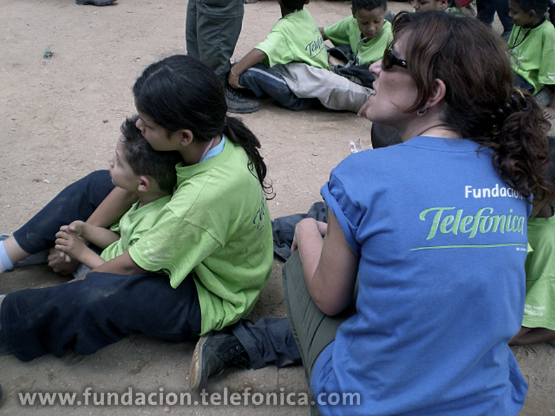 Imagen de ediciones anteriores de Vacaciones Solidarias.