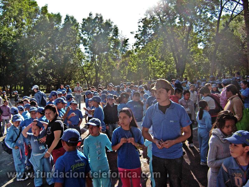 Proniño y Voluntarios, celebrando juntos el Día del Niño