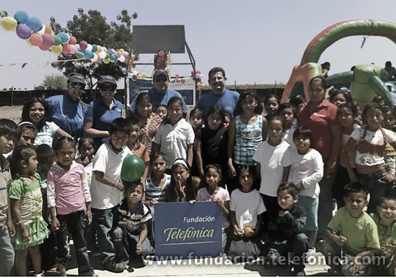 También se colaboró en festividades de otras organizaciones que ayudan a niños de escasos recursos