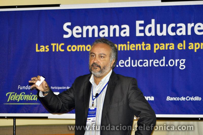 Docentes cajamarquinos aprendieron uso de nuevas tecnologías en educación .