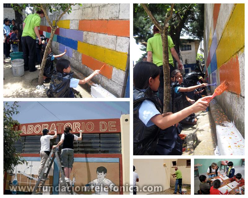 Ya están seleccionados los Voluntarios de España, Latinoamérica y O2 que participarán en el proyecto Vacaciones Solidarias 2010.