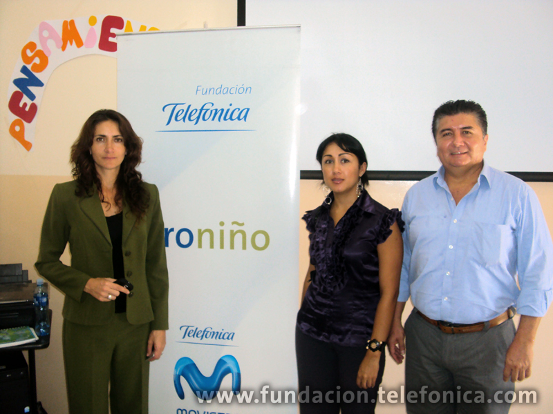 """Manta acogió celebración por el """"Día del Internet"""""""