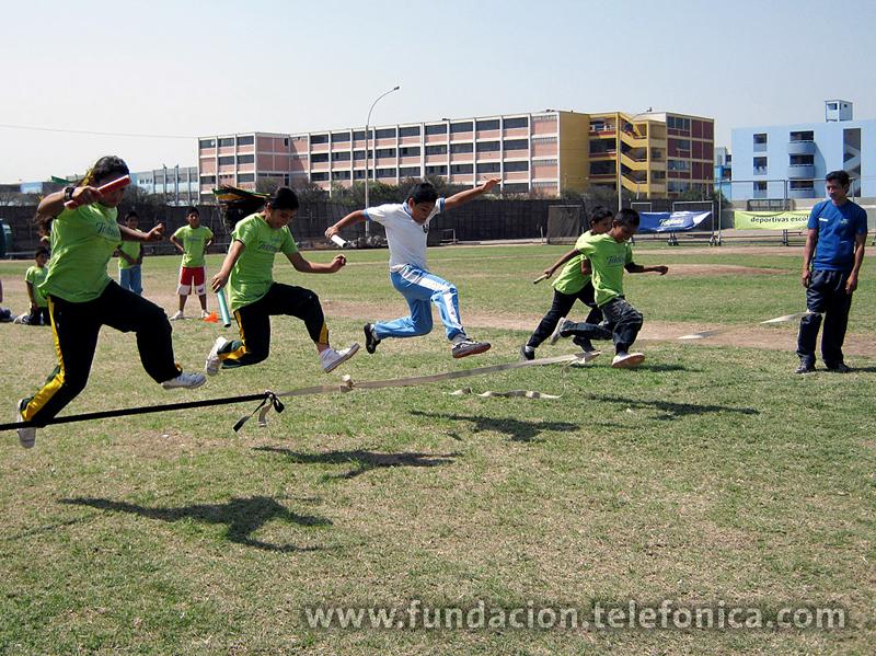 Con la participación de 300 escolares se clausuró el programa Academias Deportivas Escolares de Atletismo en el Callao