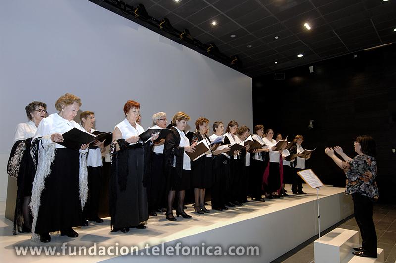 Más de 200 personas asistieron al concierto celebrado en el Auditorio de Distrito C.