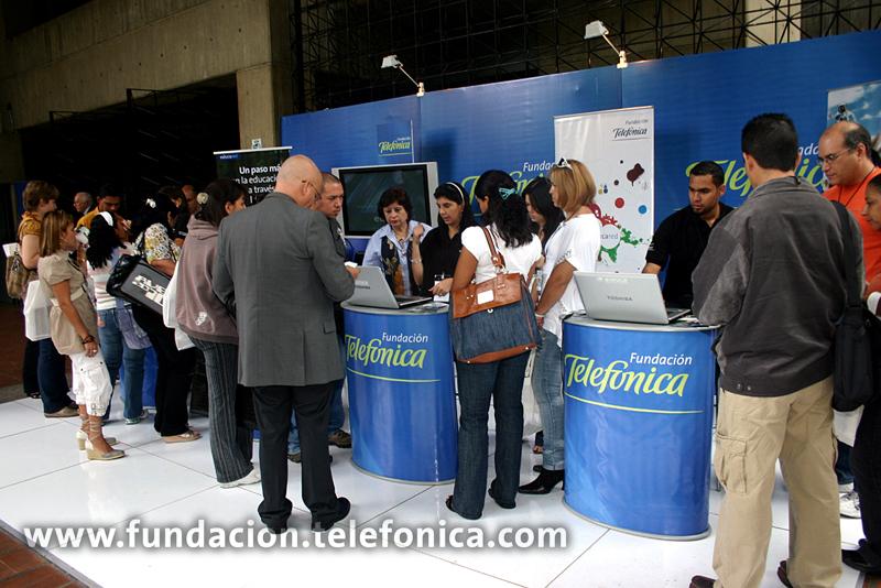 Fundación Telefónica presentó la Red de la Educación 2.0