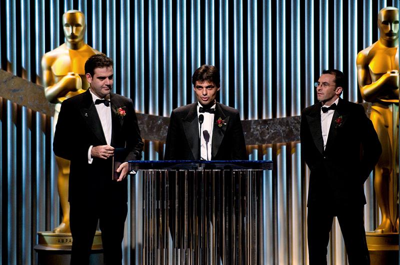 Victor Gonzalez. Director General de Next Limit. Creadores del Real Flow galardonado con un Oscar técnico por simular fluidos para películas.