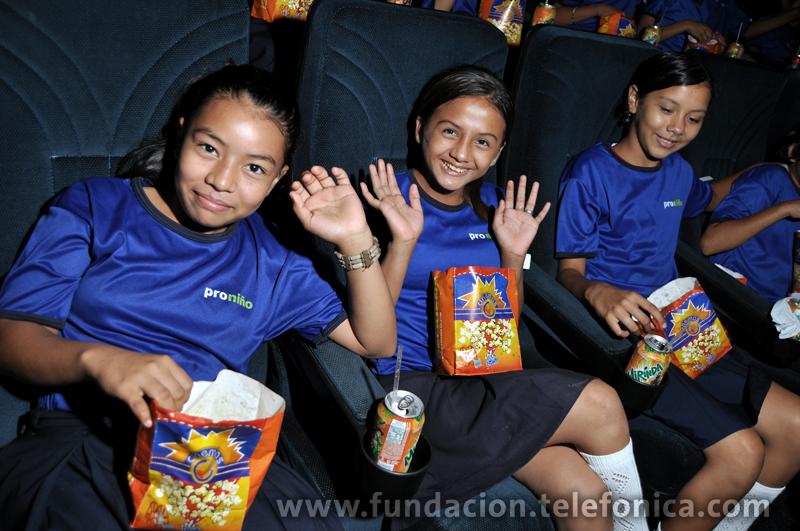 Celebración se realiza en el marco del mes de la niñez donde Proniño impulsa varias actividades de impacto público.