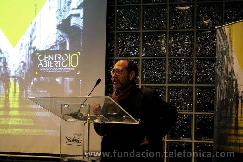 Jorge Villacorta, director de Alta Tecnología Andina (ATA).