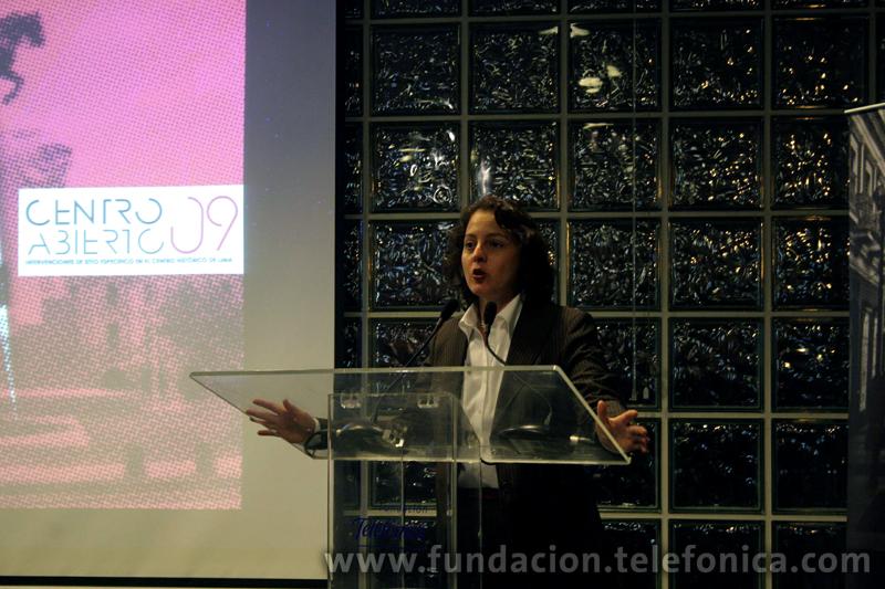 Natalia Majluf, directora del Museo de Arte de Lima (MALI).