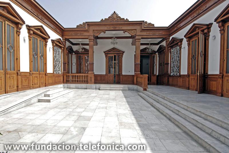 Museo de los Minerales Andrés del Castillo.