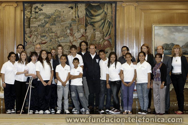 """El concurso de periodismo on-line """"Hoy Escolar"""" es una iniciativa desarrollada por Fundación Telefónica con el objetivo de promover la educación en valores entre los jóvenes."""