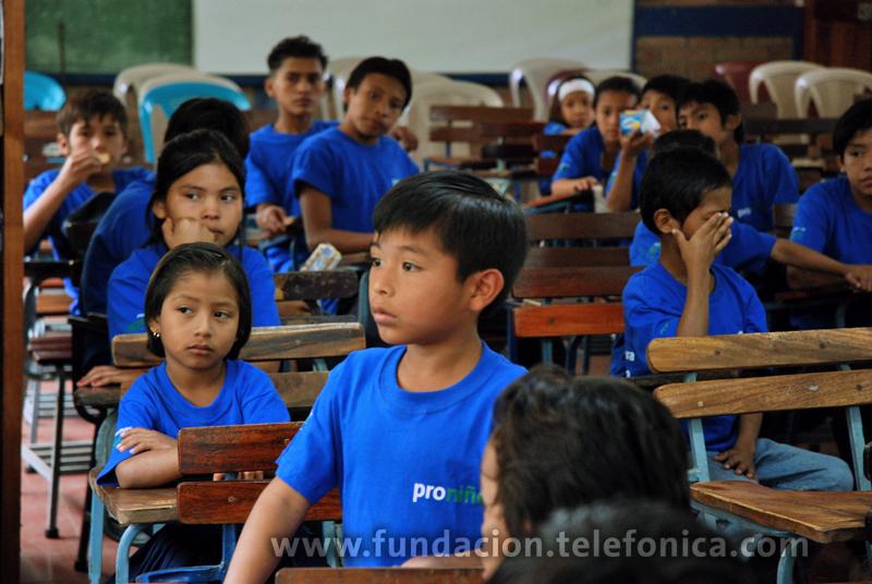 La Campaña es parte de las acciones de fortalecimiento en torno a la lucha contra la problemática que en Nicaragua afecta a más de 200 mil niños.