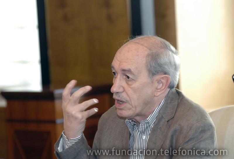 El profesor Néstor García Canclini, coordinador del estudio.