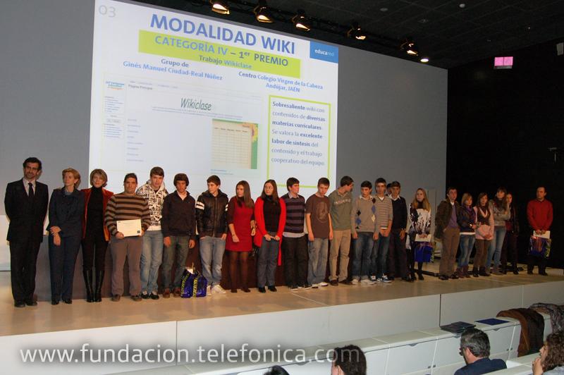 La entrega de premios de la edición del año pasado del Certamen se celebró en Distrito C.