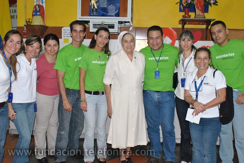 Dos nuevas Aulas Fundación Telefónica en escuelas Proniño de Venezuela.