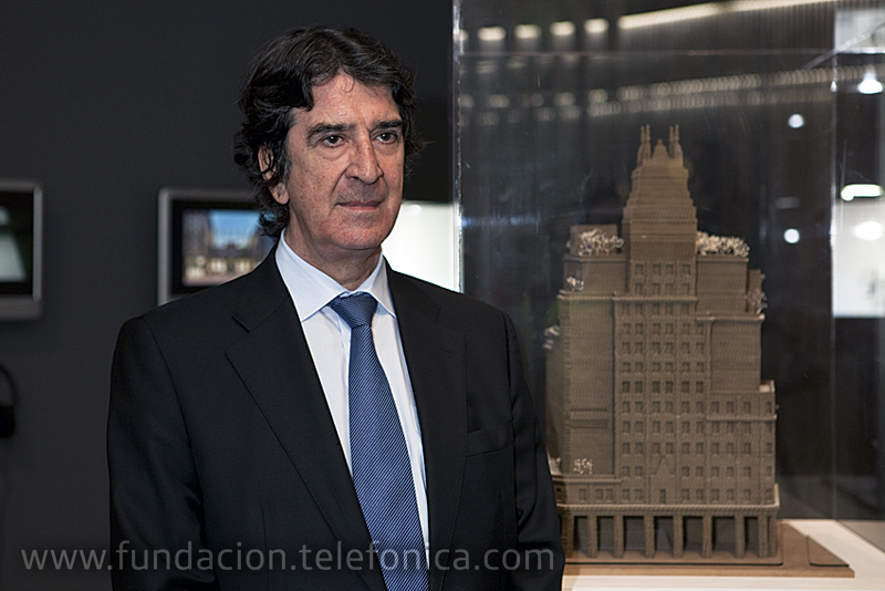 Francisco Serrano, Director General de Fundación Telefónica.