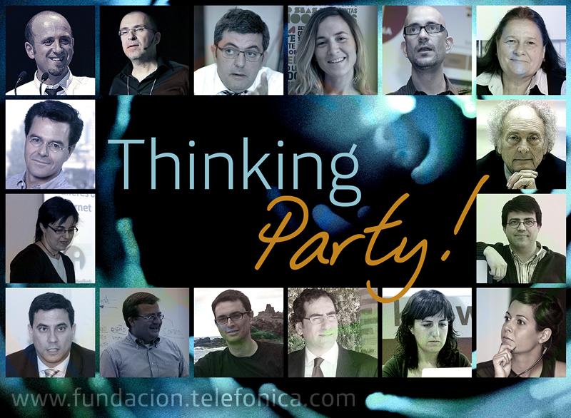 Primer Maratón del Pensamiento sobre Internet y Nuevas Tecnologías de Fundación Telefónica