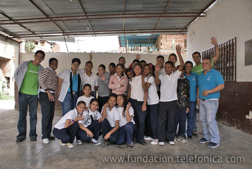 Escuela Adelita Calvani, Caracas.