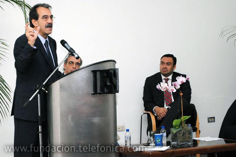 Emilio Ontiveros, presidente de Analistas Financieros Internacionales.