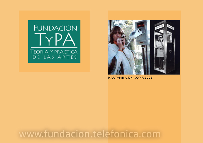 Jornadas sobre conservación de ARTE CONTEMPORÁNEO en espacio Fundación Telefónica