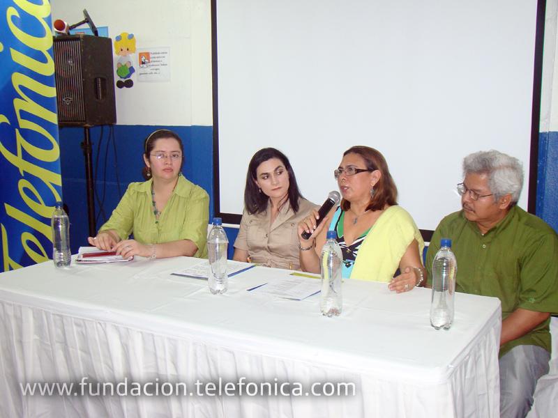 Fundación Telefónica organiza el III Encuentro Internacional contra el Trabajo Infantil.