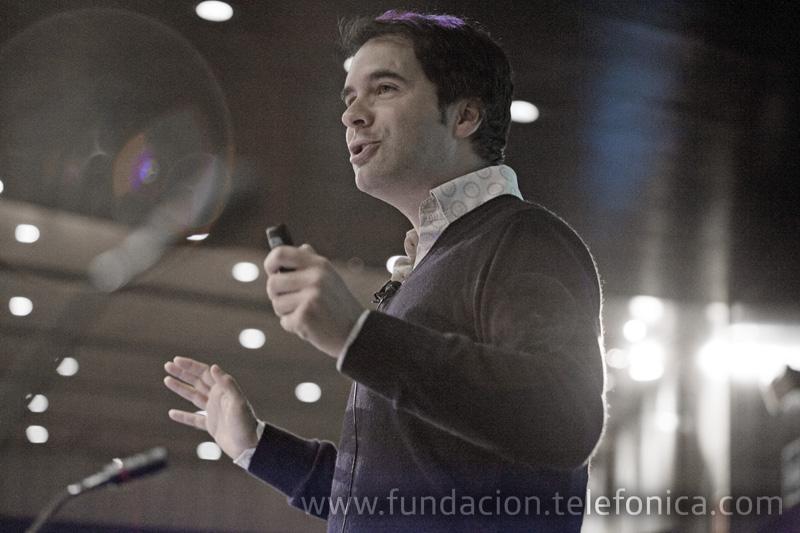 Andrés Jaque. ANDRÉS JAQUE ARQUITECTOS.