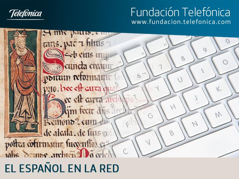 """En el acto se presentará el libro """"El español en la Red""""."""