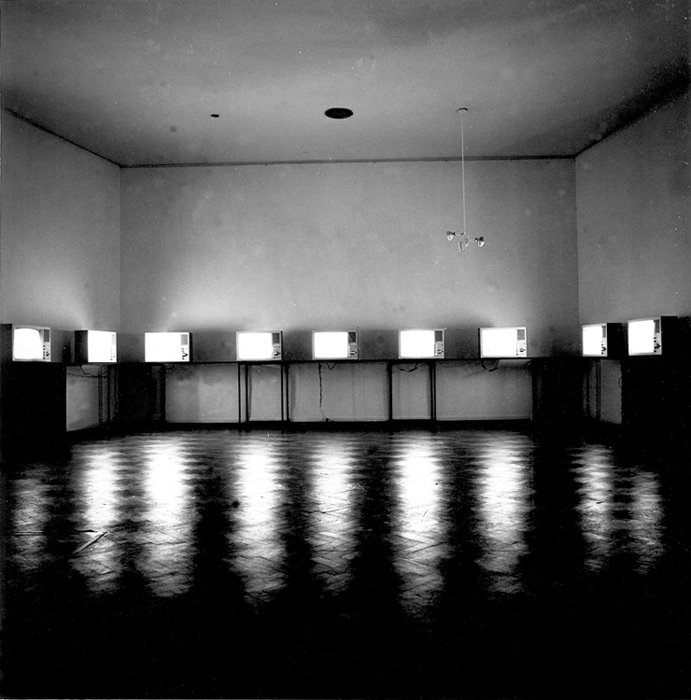 David Lamelas. Situación de tiempo. 1967
