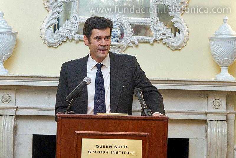 Jose Mª Sanz-Magallón, CEO Telefónica Internacional USA.