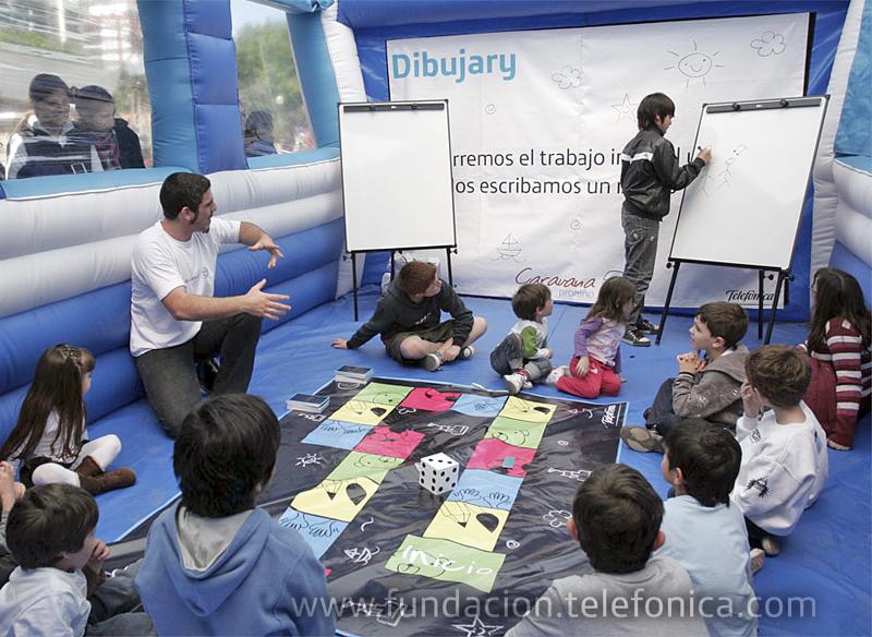 La Asociación CONCIENCIA es la encargada de implementar el Programa Proniño en Mar del Plata.