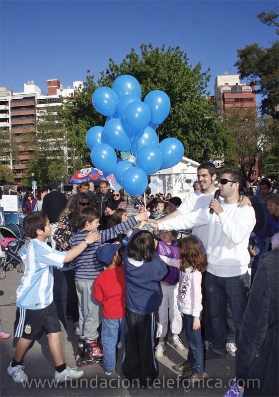 Fundación Telefónica llegó a Mar del Plata con la