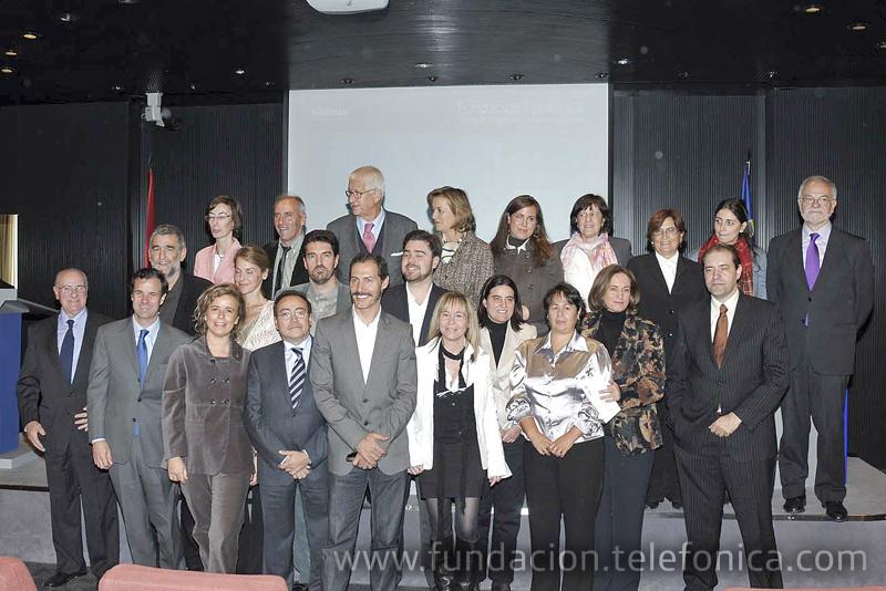 Más de 20 organizaciones sin ánimo de lucro fueron las beneficiarias de las donaciones recaudadas en la Gala 2009.