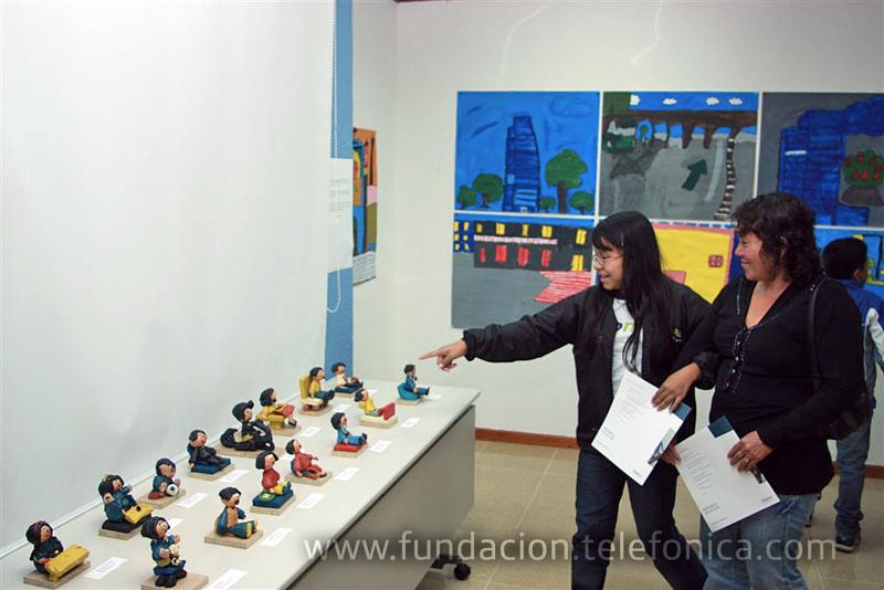 Los cursos de arte se desarrollan en el marco del programa Proniño, el cual beneficia en Guatemala a más de 23,000 niños, niñas y adolescentes.