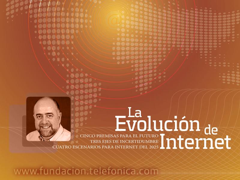 """Presentación estudio """"La Evolución de Internet"""""""