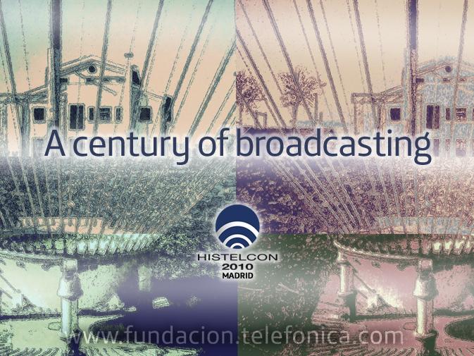 """Congreso """"Historia de las Telecomunicaciones"""""""