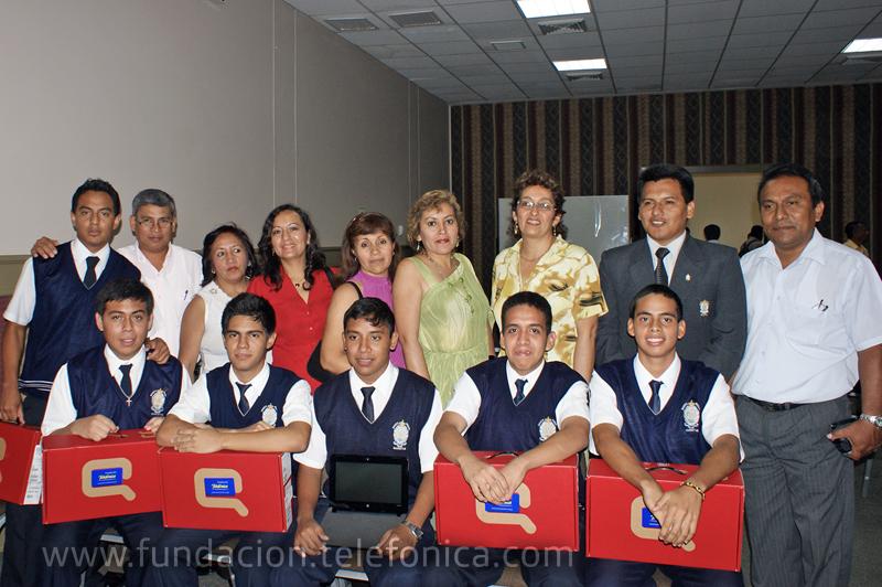 Alumnos del CEIP