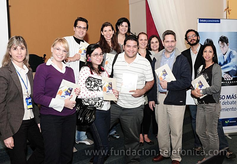 Fundación Telefónica presentó el estudio La Calidad del Español en la red.