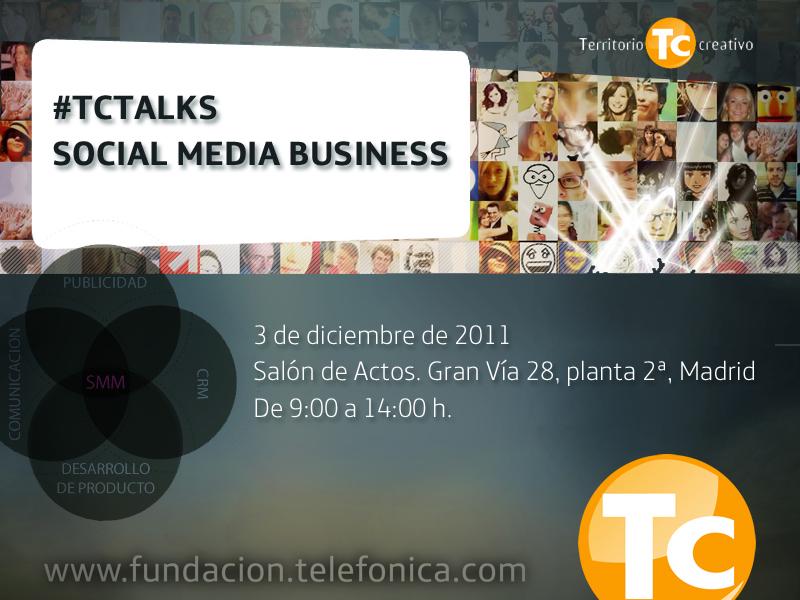 TCTALKS - SOCIAL MEDIA BUSINESS