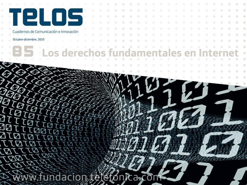 Presentación de la revista TELOS Nº 85