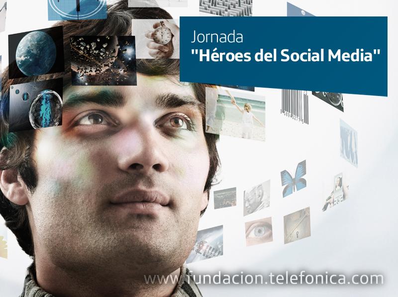 """Jornada """"Héroes del Social Media"""""""