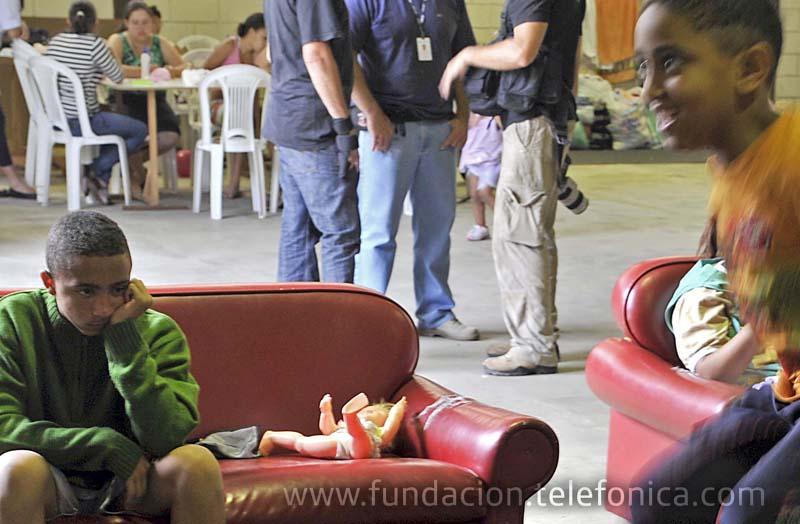 El Presidente de Telefónica en Brasil, Antonio Carlos Valente, anunció durante la inauguración de Campus Party, en Sao Paulo, que el Grupo donará un millón de dólares para las víctimas, principalmente las de Río de Janeiro.