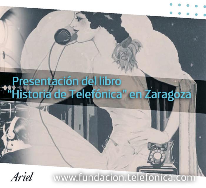 El libro, editado dentro de la Colección Ariel-Fundación Telefónica, está dedicado a la historia de la Compañía entre 1924 y 1975