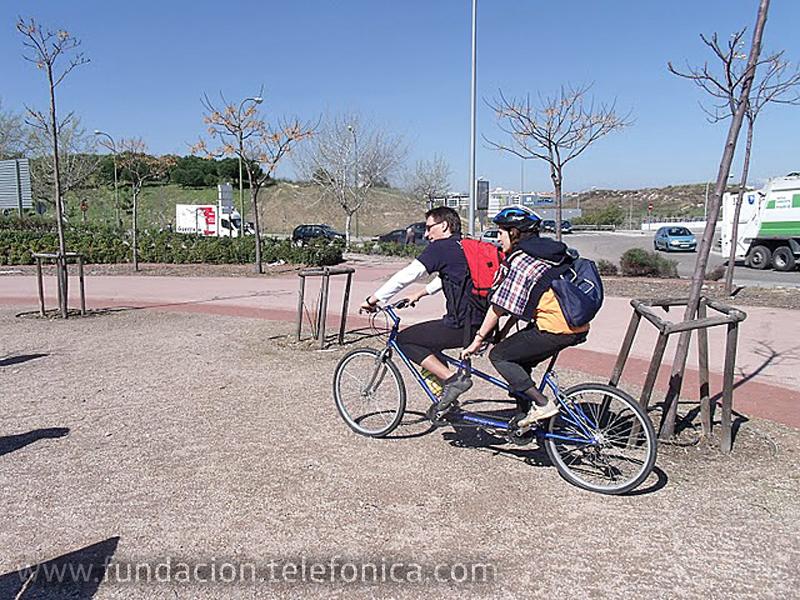 El objetivo de esta iniciativa, es fomentar la integración social a través del ciclismo adaptado.