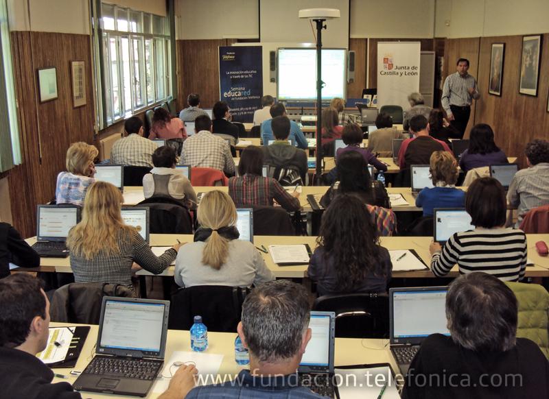 La Semana EducaRed facilita formación en TIC para los docentes.